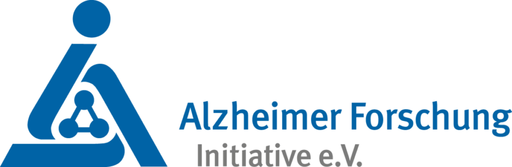 This image has an empty alt attribute; its file name is Alzheimer_Forschung_Initiative_Logo-1024x335.png